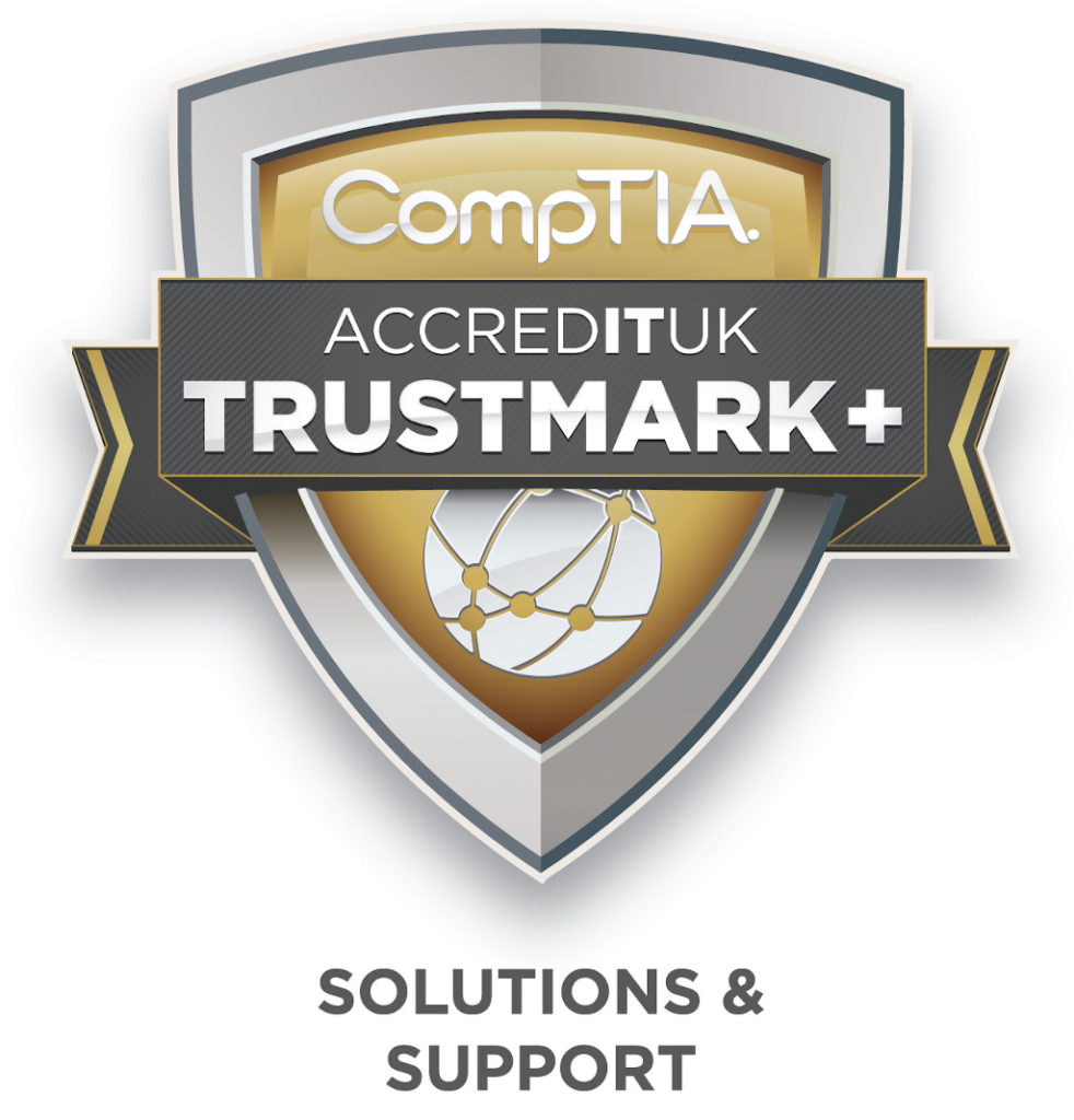 Your Computer Department - Accredited by CompTIA