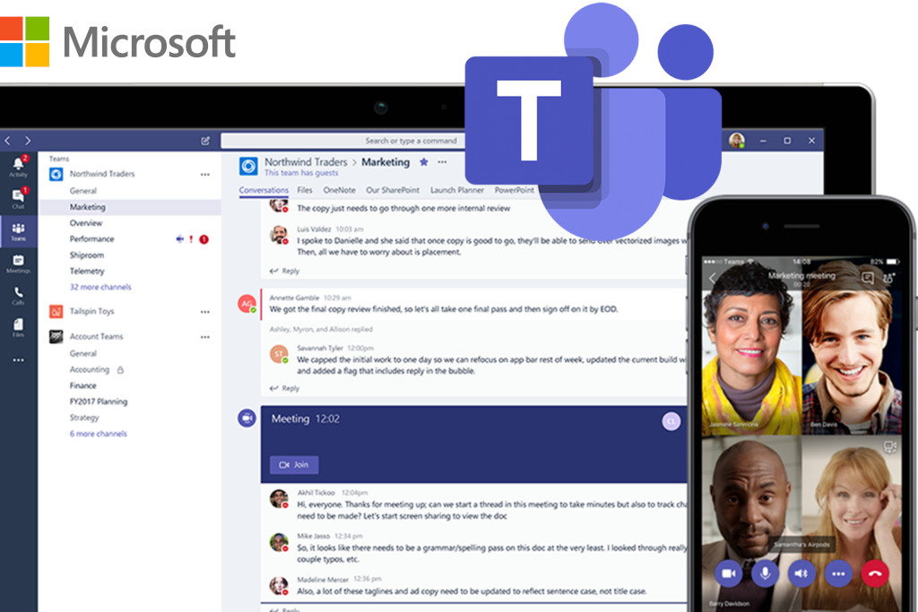 Microsoft Teams Cnfiguration